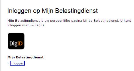Mijn Belastingaangifte over 2014 | betaaldata.nl